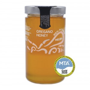 Oregano Honey 900g