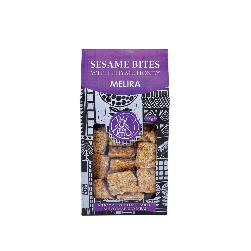 Sesame Bites with Thyme Honey 200g