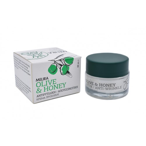 MELIRA OLIVE & HONEY DETOX / ANTI-WRINKLE 50ml