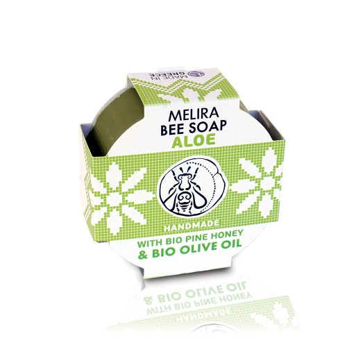 Melira Bee Soap Aloe With Bio Pine Honey & Bio Olive Oil