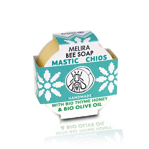Melira Bee Soap Chios Mastic With Bio Thyme Honey & Bio Olive Oil
