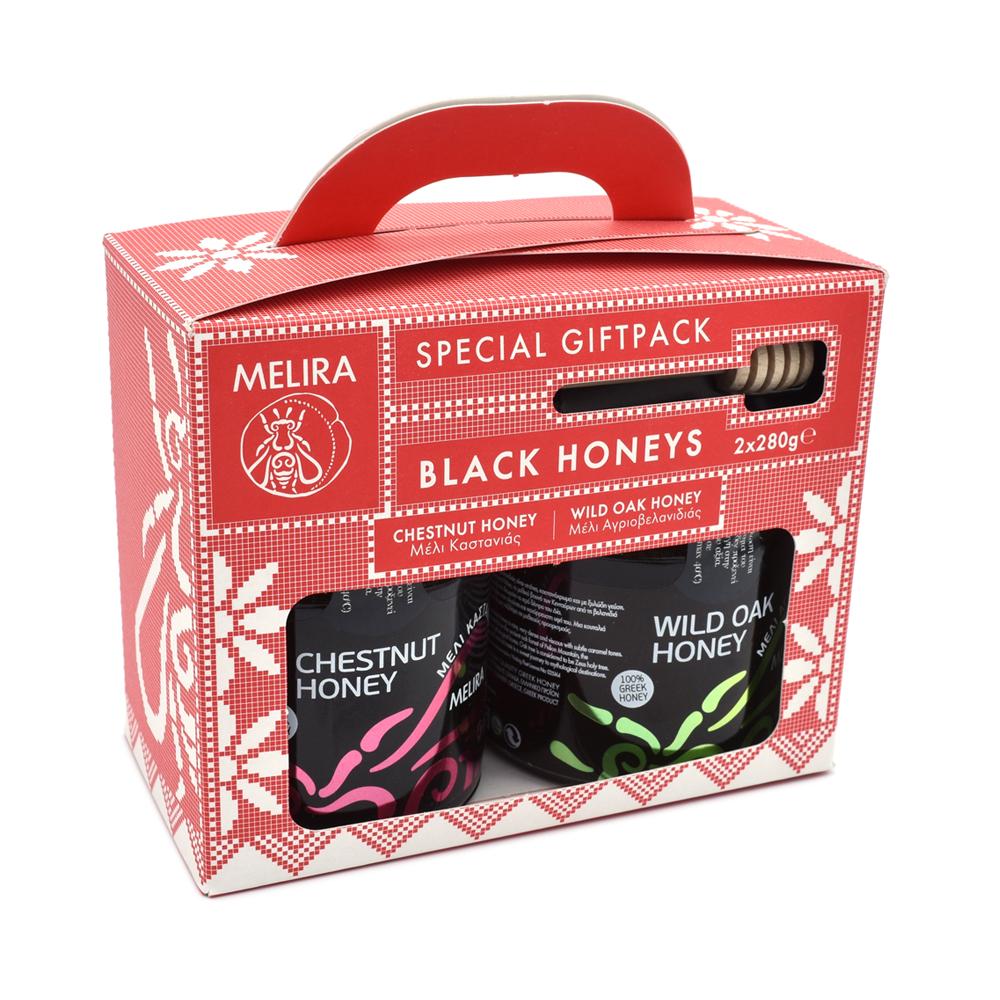 Black Honeys Gift Pack 2x280g