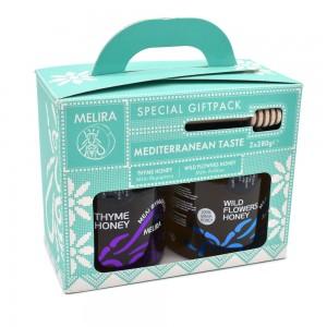 Mediterranean Taste Special Gift Pack 2X280g