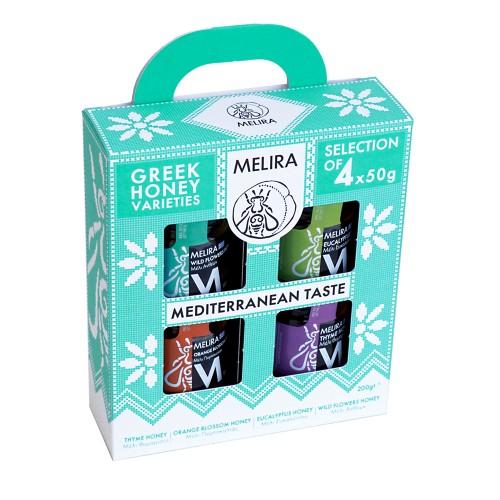 Mediterranean Taste Special Gift Pack 4X50g