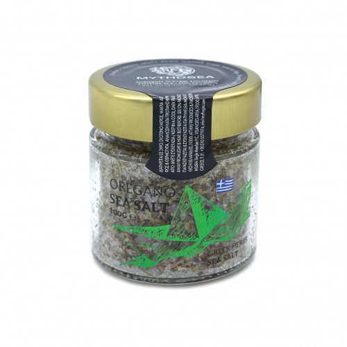 Oregano Sea Salt 100g