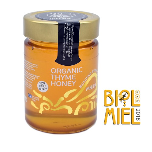Organic Thyme Honey 450ml