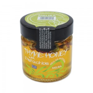 Thyme Honey with Pistachios 130g