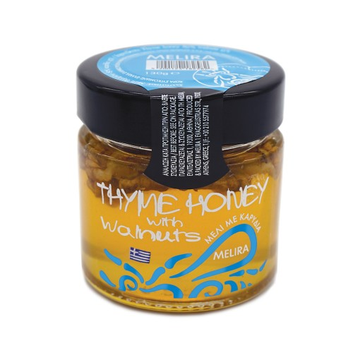 Thyme Honey with Walnuts 130g