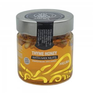 Thyme Honey with Mix Nuts 280g