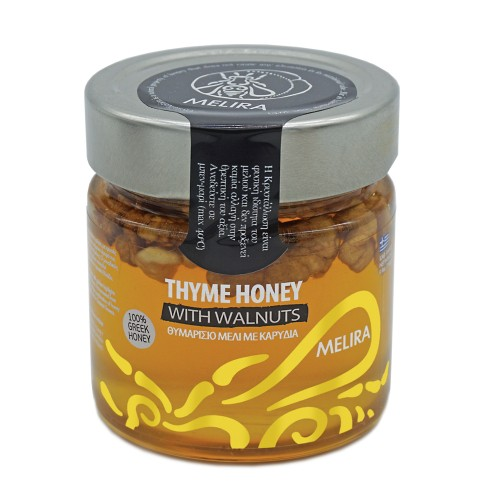 Thyme Honey with Walnuts 280g