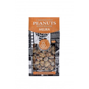 Caramelized Peanuts with Sesame 250g